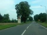 Kapliczka w Jaszczowie