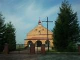 Wejście, kościół we Wnętrznem