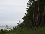 Wybrzeże w Kątach Rybackich
