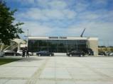 Stacja Warszawa Stadion, dzień otwarcia