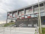 Stacja Warszawa Stadion, wejście