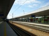 Tory na stacji Warszawa Stadion