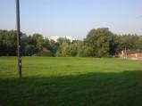 Widok z Górki Moczydłowskiej