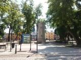 Pomnik ku czci bohaterów w Krasnymstawie