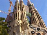 Sagrada Familia, symbol Barcelony
