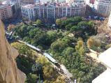 Park przy Sagrada Familia