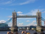 Tower Bridge w Londynie