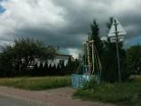 Kapliczka w Ostrówku