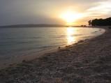 Wieczór, Plaża w Promajnie