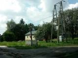 Kapliczka, przydrożny krzyż w Tuczępach