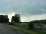 Cmentarz w Bończy