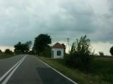 Kapliczka w Witoldowie