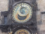 Zegar ratuszowy Praga