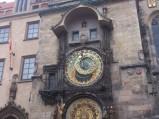 Zegar Orloj w Pradze