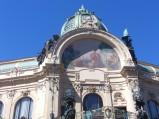 Miejski Dom Reprezentacyjny, Praga