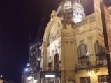 Miejski Dom Reprezentacyjny w Pradze, nocą