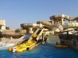 Zjeżdżalnia pontonowa, Park Aquaventure w Dunaju