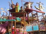 Atrakcje dla dzieci w Park Aquaventure w Dunaju