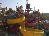 Statek piratów, park Aquaventure, Dubaj