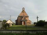 Kościół filialny w Bzitem