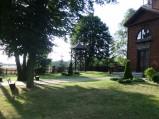 Dzwonnica kościoła w Borowicy