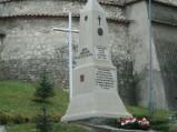 Pomnik pamięci Józefa Piłsudskiego w Kazimierzu Dolnym