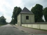 Brama do kościoła w Sawinie