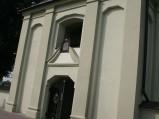 Brama dzwonnica w Sawinie