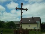 Kapliczka w Wierzchucinie