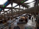 Biblioteka Aleksandryjska, wnętrze