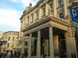 Wejście do Grand Hotelu w Lublinie