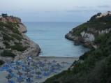 Plaża, Zatoczka Antena