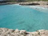 Zatoczka Domingos w Cales de Mallorca