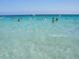 Woda w zatoczka Domingos