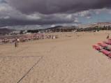 Plaża w Caleta de Fuste