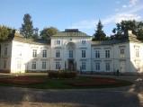Pałac Myśliwski w Łazienkach w Warszawie