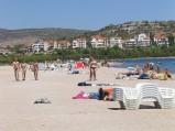 Plaża, Solaris