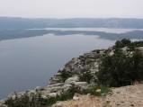 Vidova Góra, widok na morze
