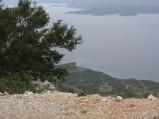 Vidova Góra, widok na Bol