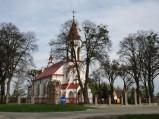 Kościół p.w. św. Piotra i Pawła w Świerżach