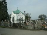 Cmentarz w Świerżach