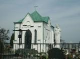 Kaplica na cmentarzu w Świerżach