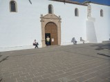 Kościół Santa Maria na wyspie Lanzarote