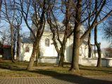 Kościoła św. Michała Archanioła widziany z ulicy.