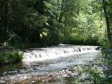 Szumy nad Tanwią, wodospad