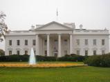 Waszyngton, Biały Dom od strony północnej.