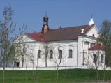 Kumów Plebański, Kościół Nawiedzenia NMP