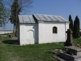 Grób Rodziny Rzewuskich na cmentarzu w Kumowie Plebańskim