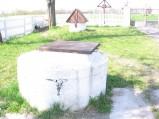 Kumów Plebański, studnia, cmentarz