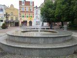 Fontanna na Placu Wejhera